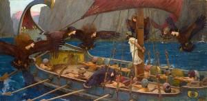 WATERHOUSE_Ulises_y_las_Sirenas