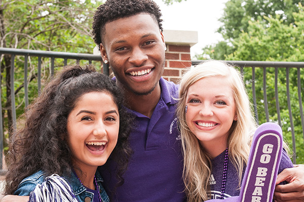 UCA Students Spirit