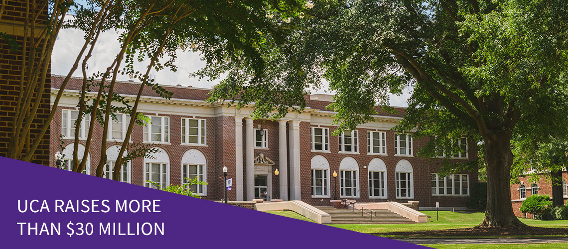 UCA Raises More Than $30 Million
