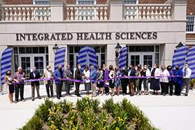 IHSB Grand Opening Ribbon Cutting