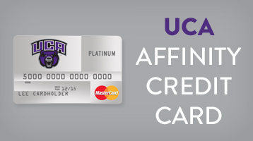 UCA Affinity Credit Card from FAB&T