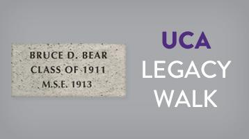 UCA Legacy Walk