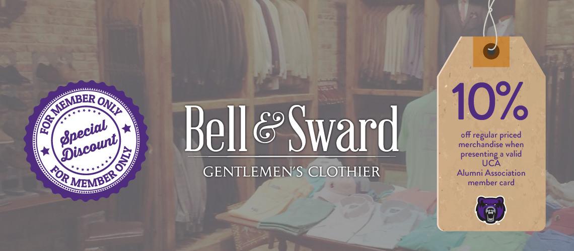Bell & Sward Member Discount