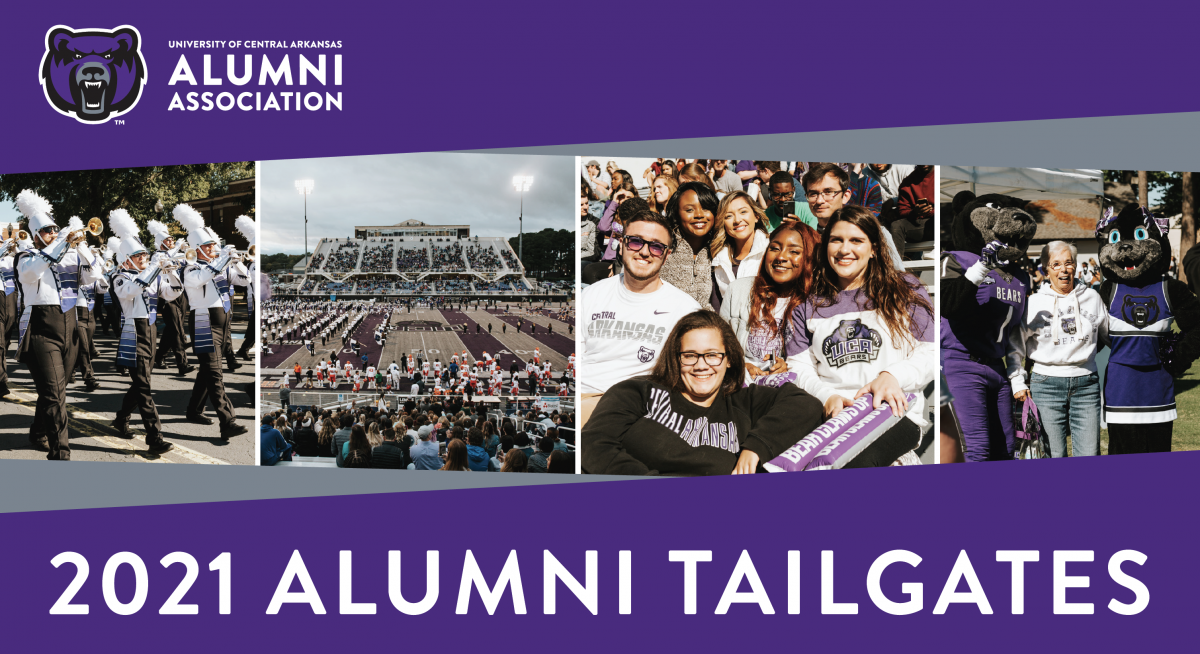 2021 Alumni tailgates