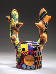 Fired Up in the Natural State: Contemporary Ceramics