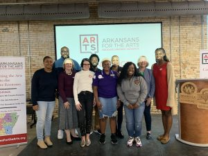 Students Attend Art$ Town Hall Meeting