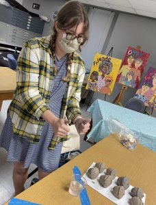 Art Education Club Embraces Fall of 2020
