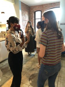 Students for the Arts Host Fall Welcome Coffee Fundraiser