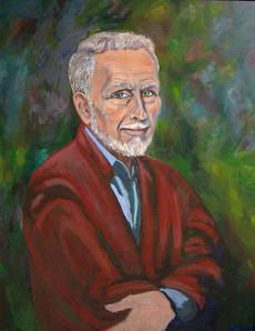Portrait of Gene Hatfield