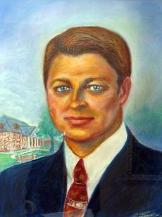 Thompson Portrait