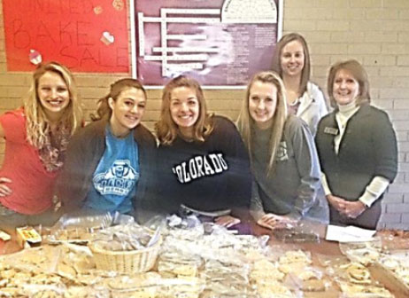 teacher bake sale
