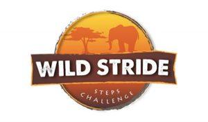 Wild Stride Steps Challenge Logo