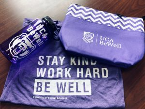 BeWell T-Shirt: Stay Kind Work Hard Be Well