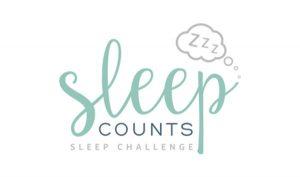 Sleep Counts Challenge Graphic