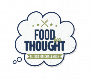 Food For Thought Challenge Logo