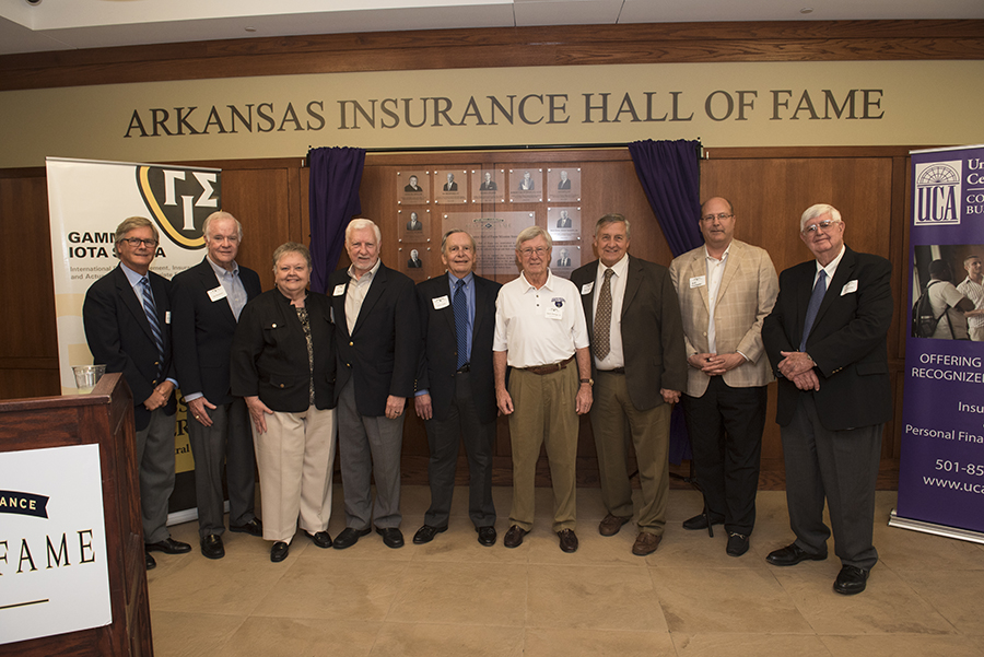 AR Insurance Hall of Fame Inductees