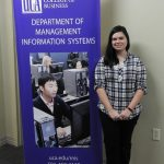 Jessica Slay Graduates with Honors in MIS