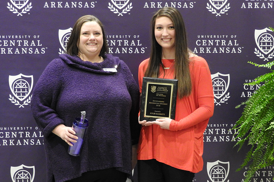 Outstanding Student - Accounting