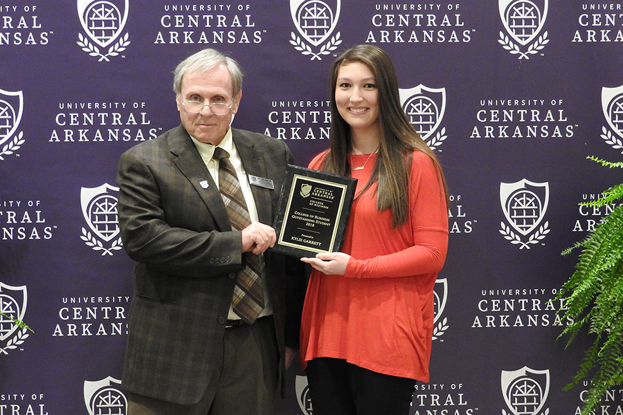 Outstanding Student - College of Business