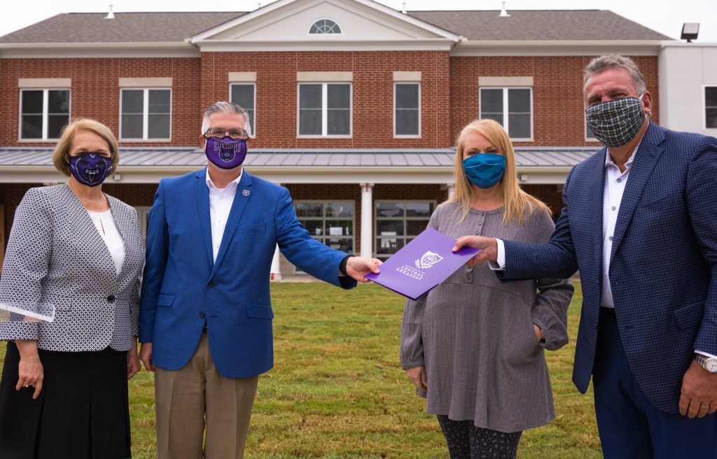 Acxiom Gives $120,000 to UCA