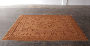 Photo of a Red Dirt Rug