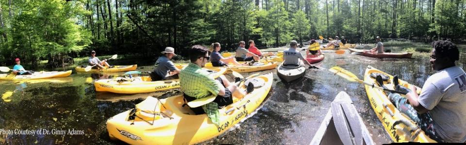 COPA Kayak 2 Dr. Ginny Adams
