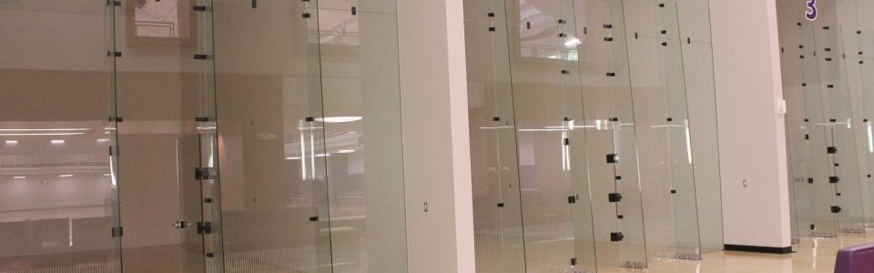 Raquetball Courts-All Three