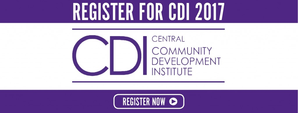 CDI 2017 Registration Home Page Image