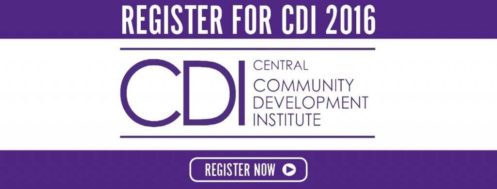 CDI Registration Home Page Image