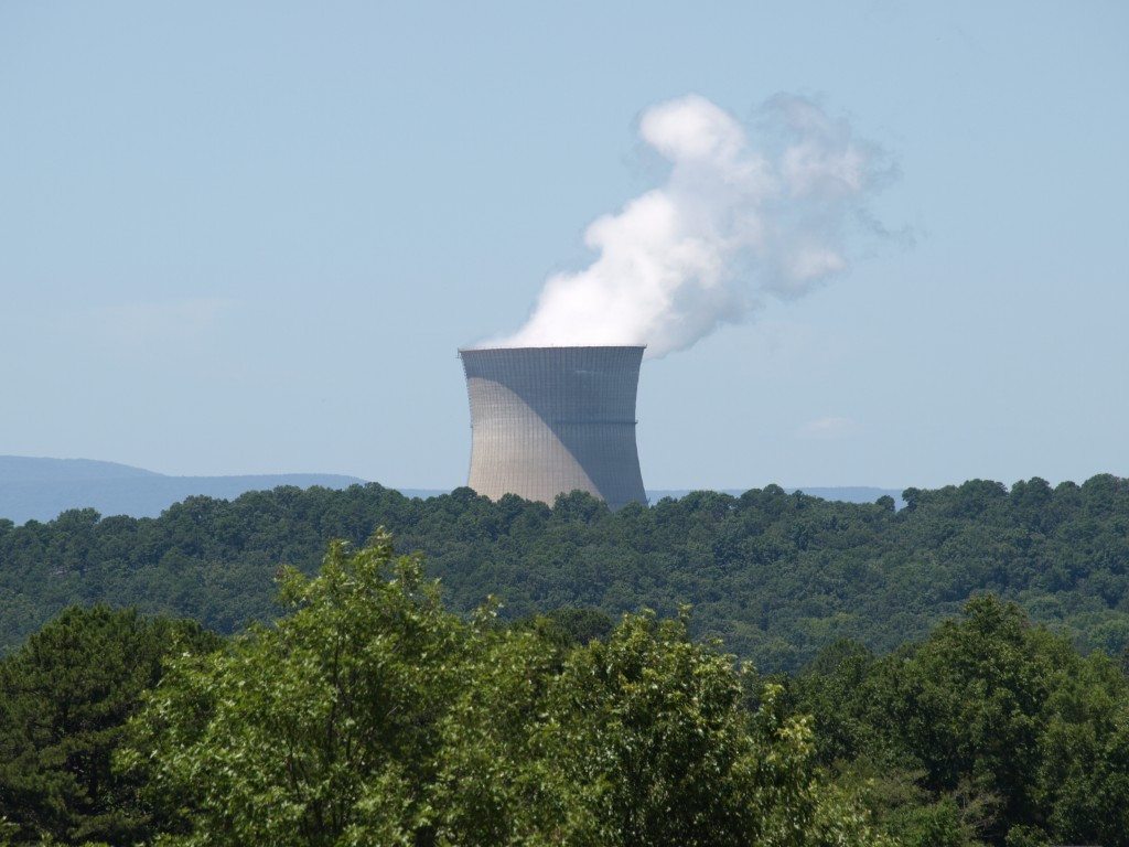 Arkansas_Nuclear_One_cooling_tower