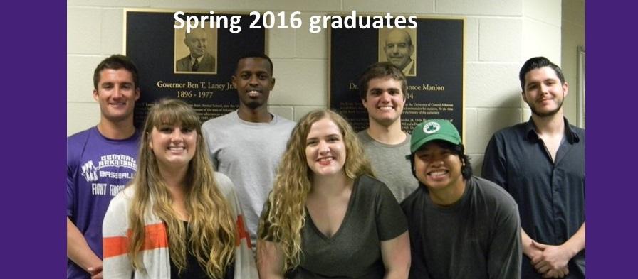 Spring 2016 graduates 2