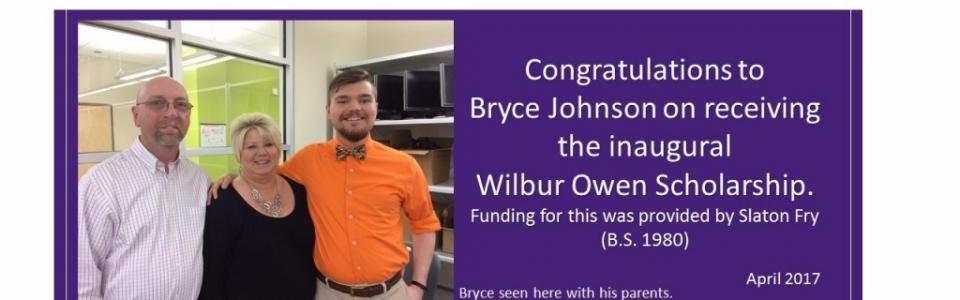 Bryce award 2017