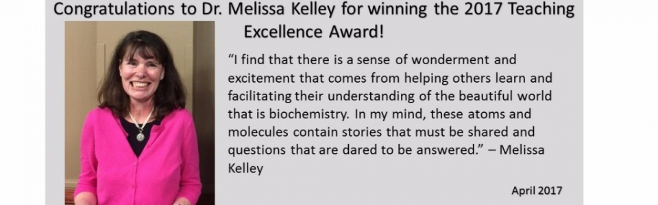 Kelley winning!