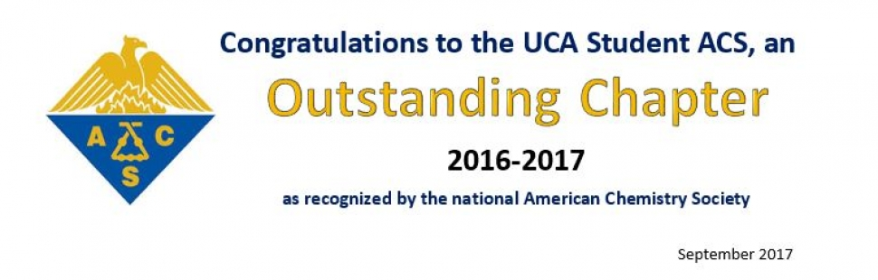 ACS Outstanding Chapter 2016-2017