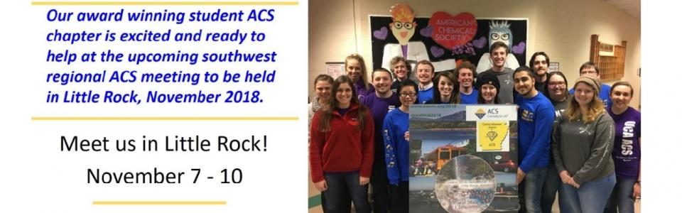 ACS Spring 2018