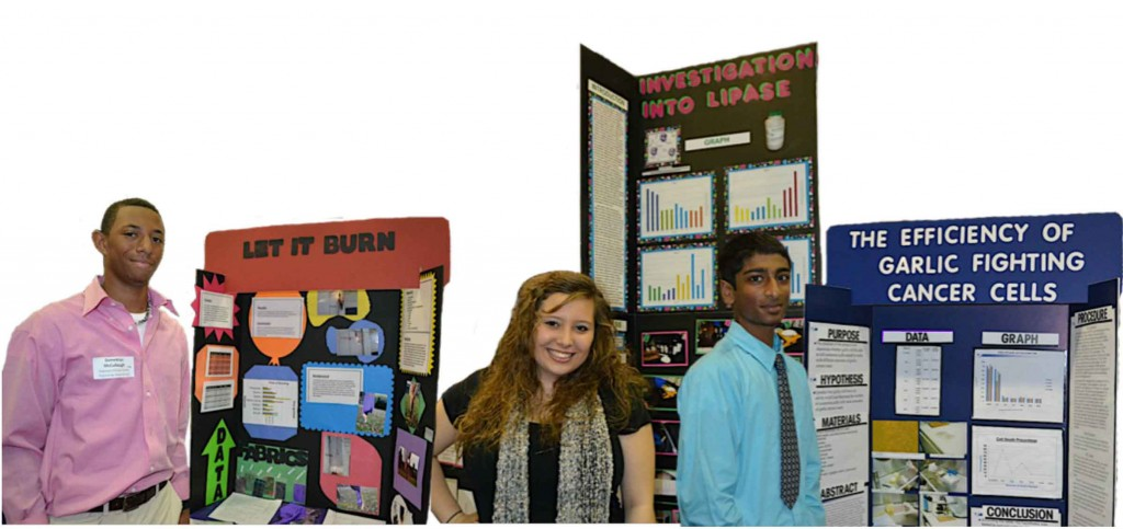 Science fair website home page photo2