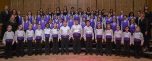 2014-15 Voices of Central Arkansas Choir