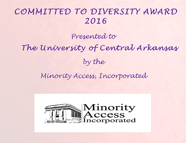 Committed to Diversity
