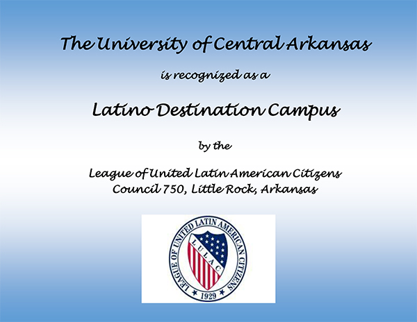 Latino Destination Campus