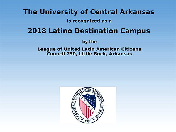 2018 LULAC Latino Destination Campus