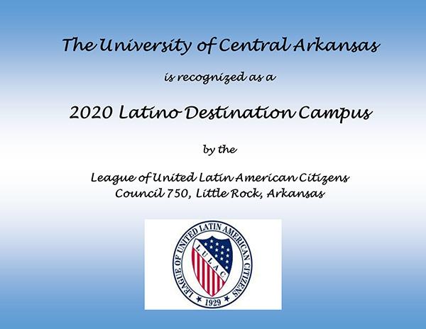 LULAC 2020 Award