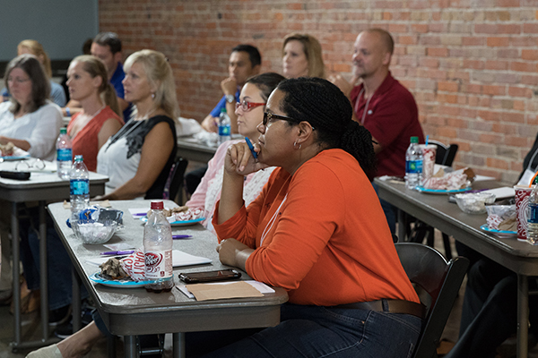 Central Arkansas Small Business Series