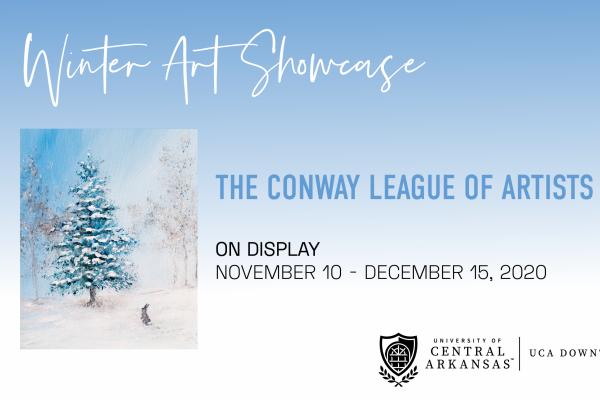 Art at UCA Downtown – Student Art Show