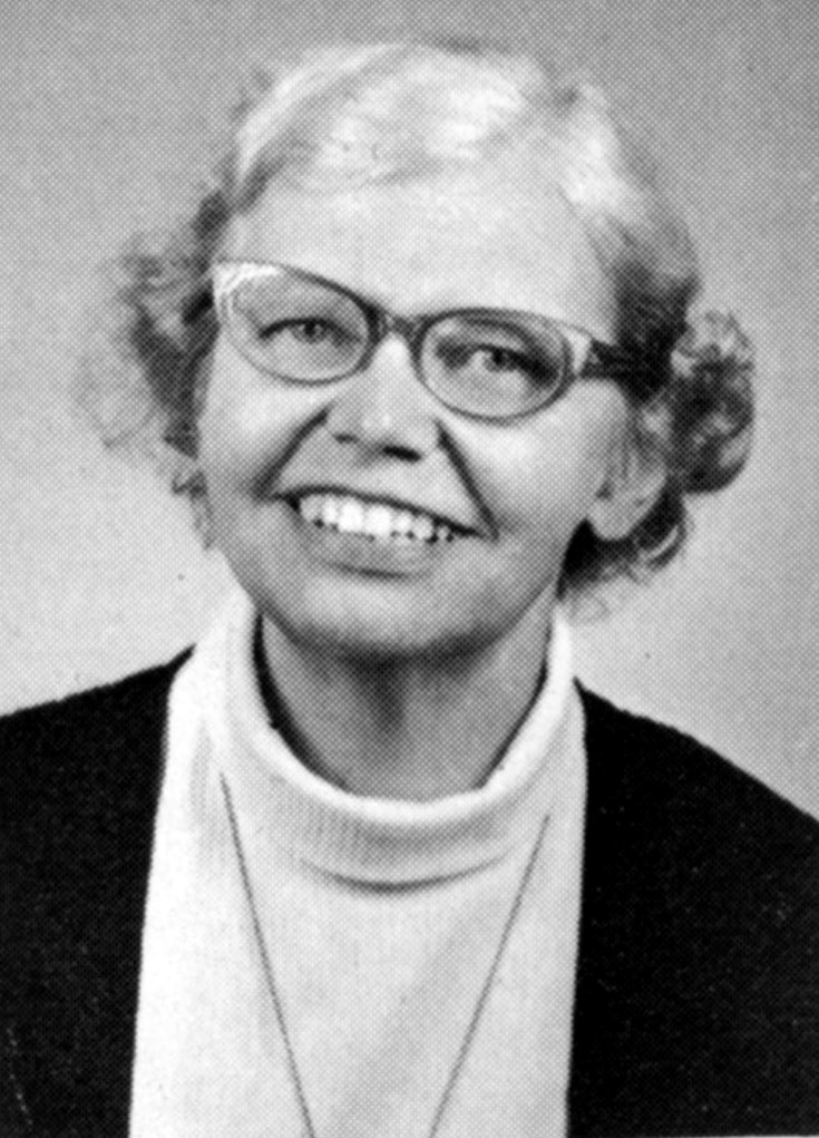 In 1996 Miss Gladys Sachse received the Frances P. Neal Award from the Arkansas Library Association. This award is given to recognize a career of notable service in the library field.