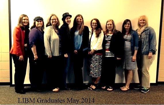 LIBM May Graduates