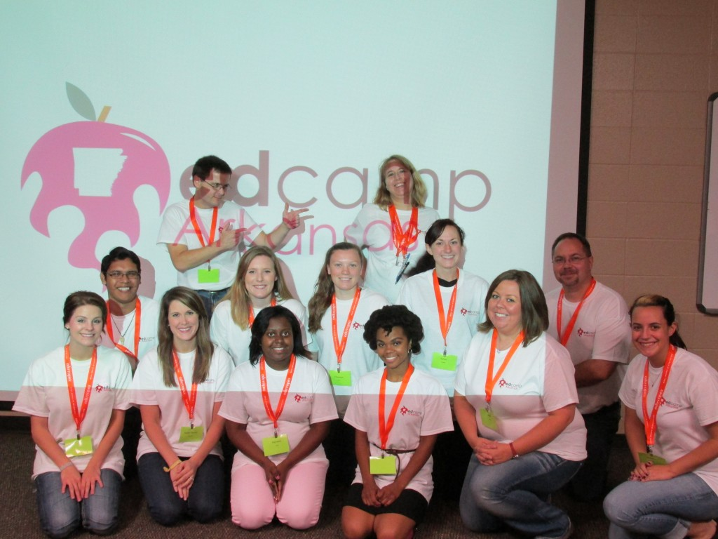 First Annual Edcamp Arkansas - October 2013