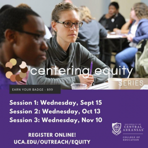 centering equity series graphic image