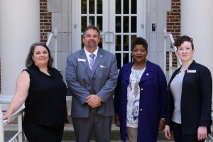 2019-2020 Faculty Senate Executive Committee