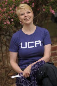 Picture of Penny Hatfield, Director of the UCA Family Network