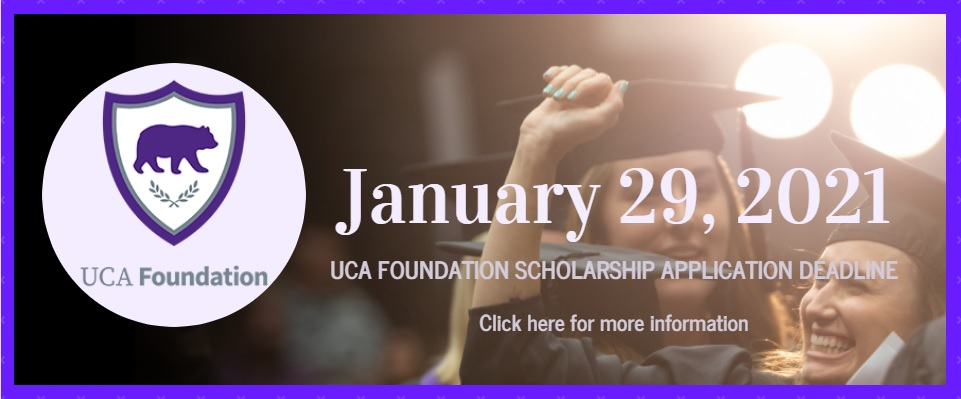 UCA Foundation Scholarships